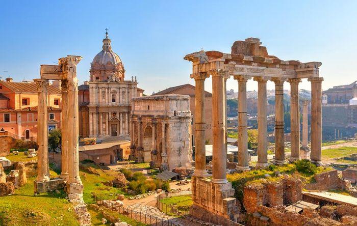 Forumul roman