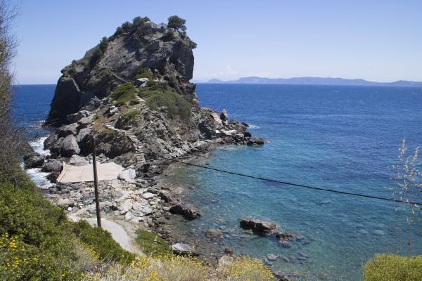 Biserica Agios Ioannis - Mamma Mia