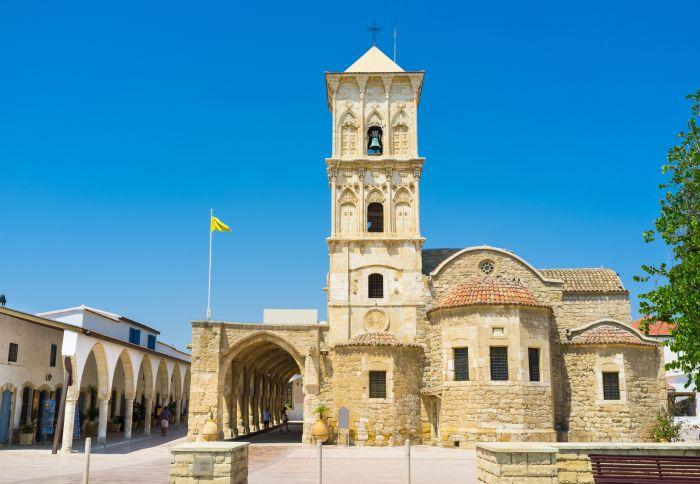 Biserica Agios Lazaros