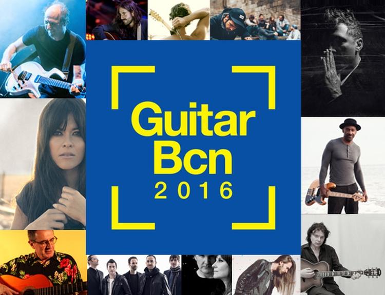 Festivalul de chitara Barcelona