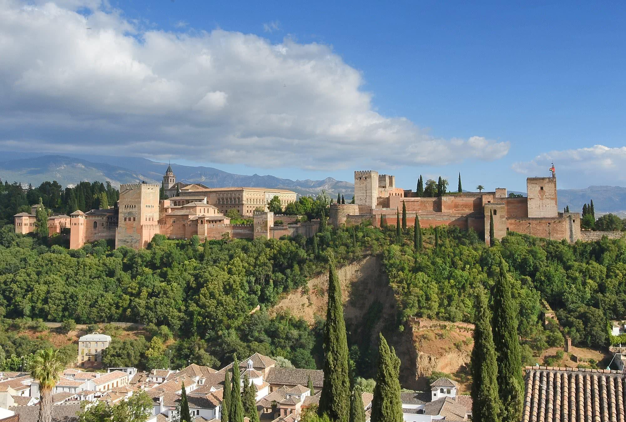 Granada, Spania