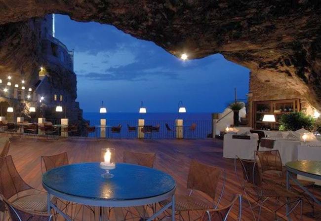 Restaurant Grotta Palazzese
