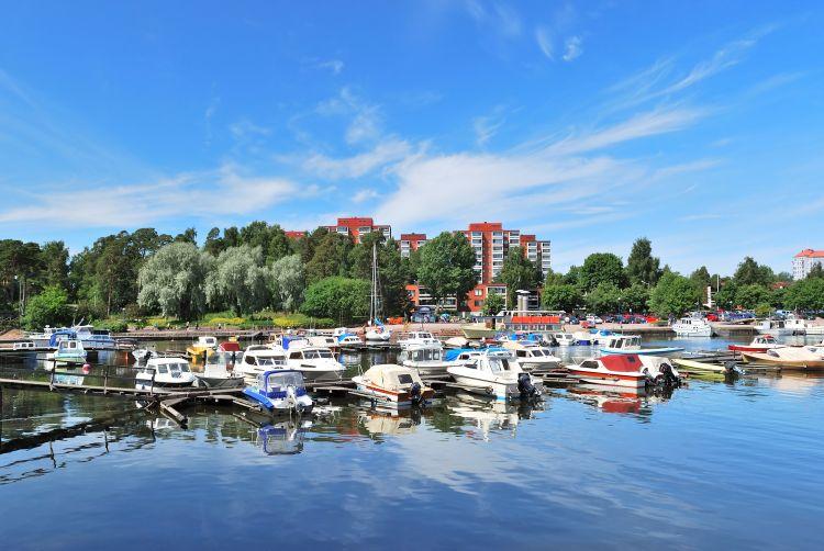 Kotka, Finlanda