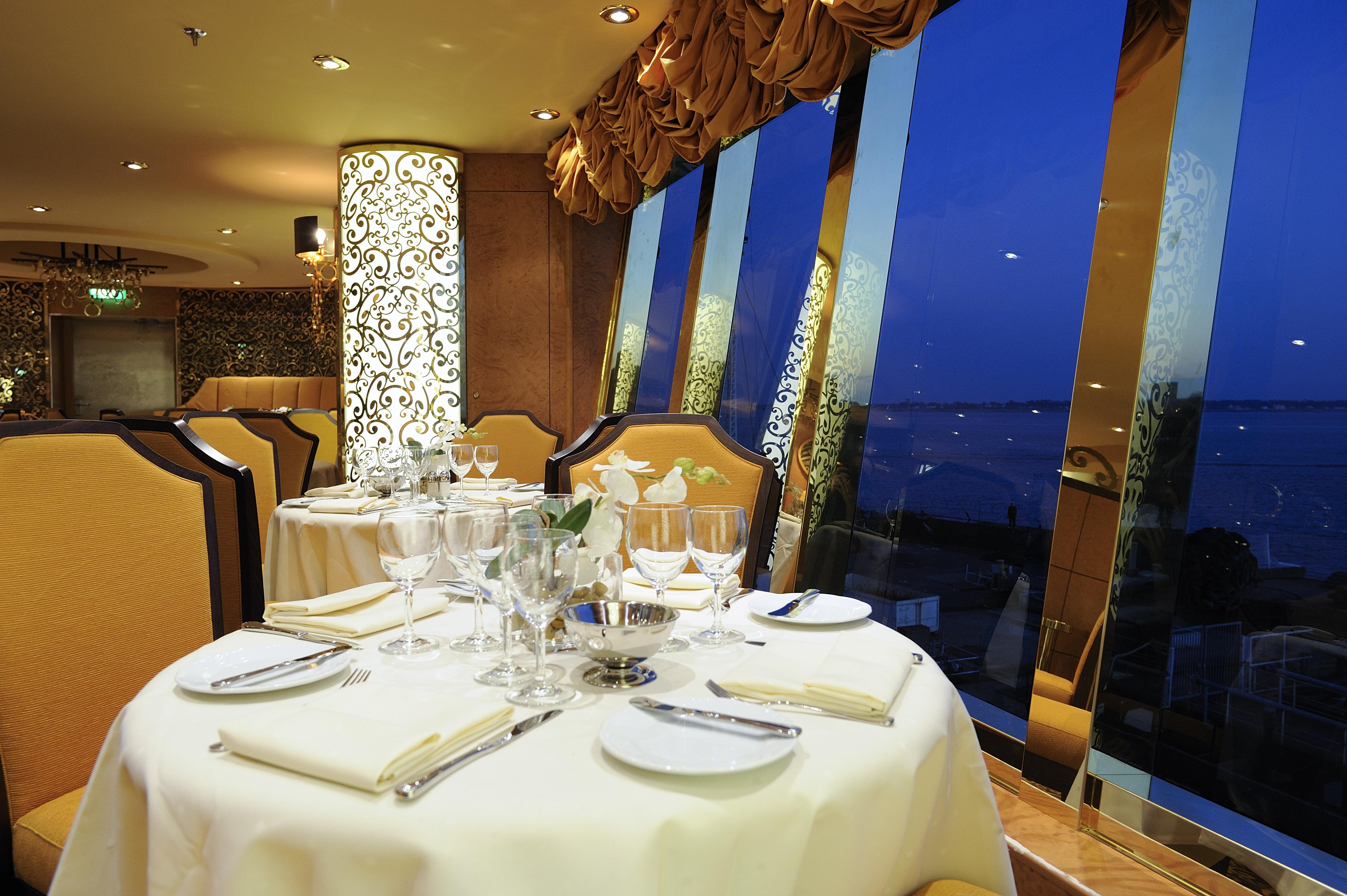 restaurant Cerchio d'Oro MSC Fantasia