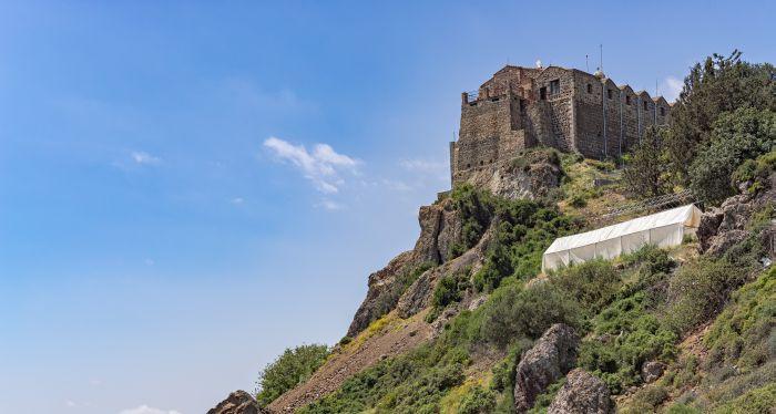 Manastirea Stavrovouni Cipru