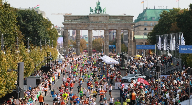 Maratonul de la Berlin