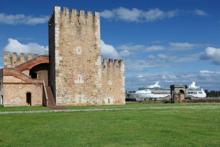 Fortareata Ozama, Republica Dominicana