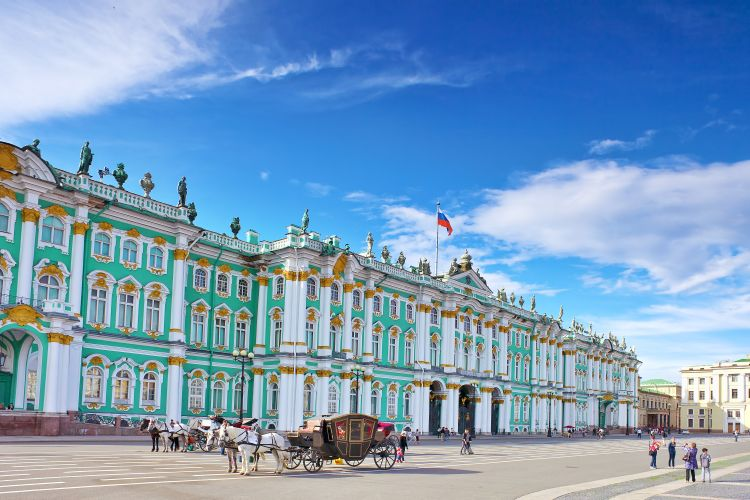 Palatul de iarna Ermitaj
