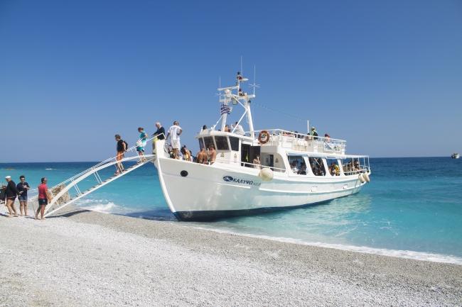 Plaja Lalaria - Skiathos