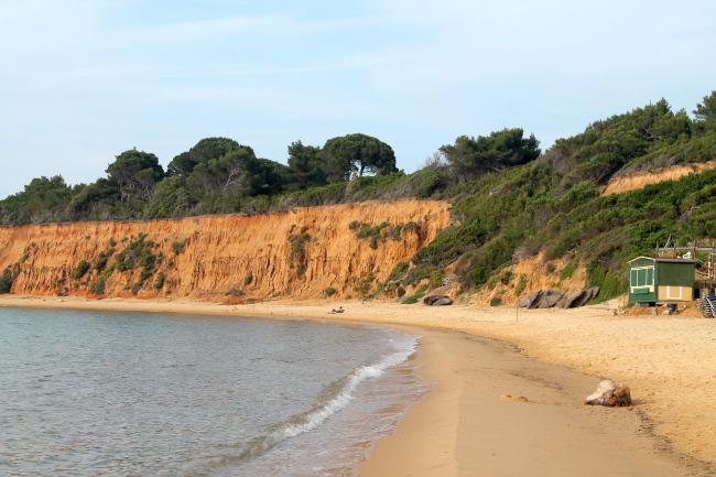 Plaja Mandraki - Skiathos