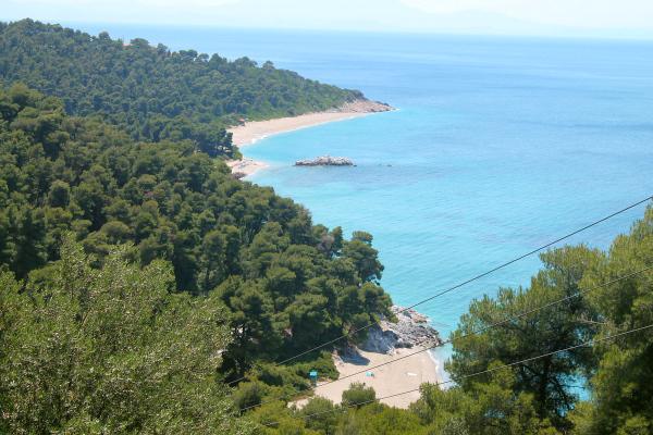 Plaja Milia si Kastani