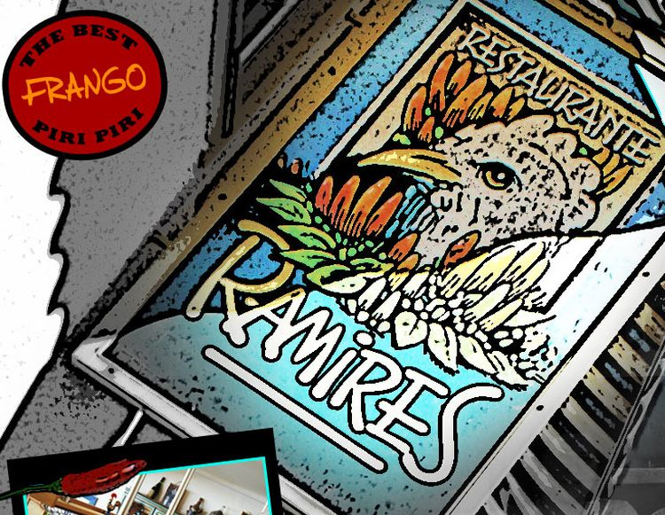 Restaurantul Ramires