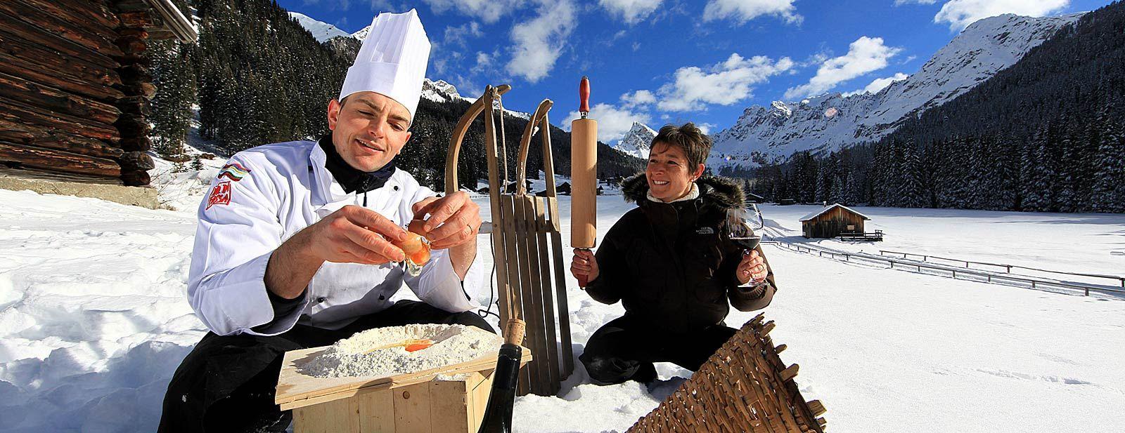 Arta culinara Val di Fassa