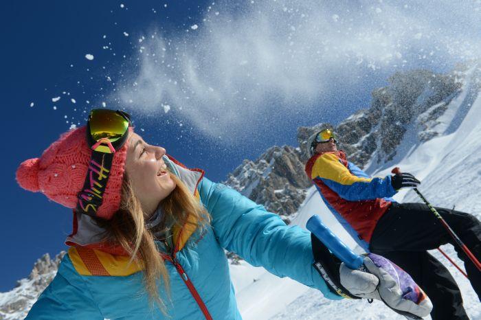 Schi in Italia - Val di Fiemme