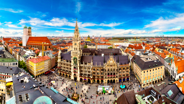 Oferte City Break Munchen