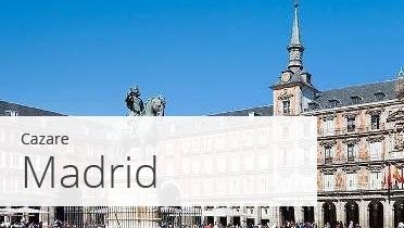 Oferte Hoteluri Madrid