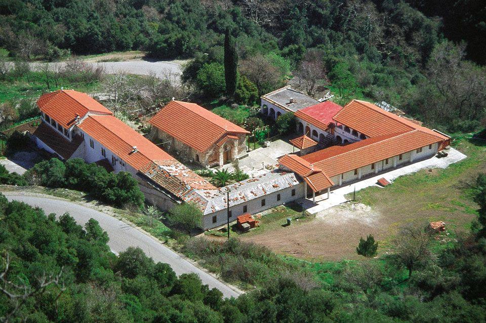 Manastirea Metamorfosi Sotiros