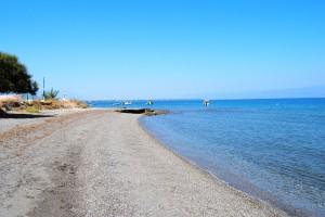 Plaja Mouragio - Poseidonas