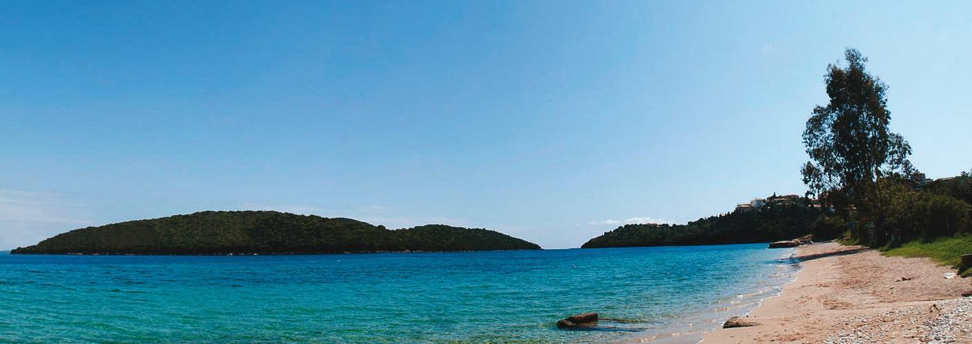 Plaja GALLIKOS