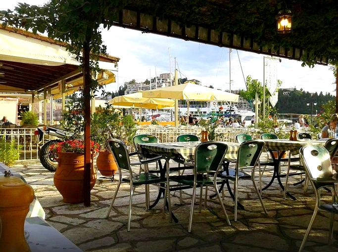 Restaurant The Blue Coast_Sivota