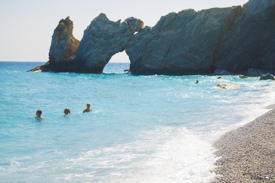 Image result for plaja lalaria skiathos