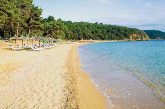 Plaja Agia Eleni