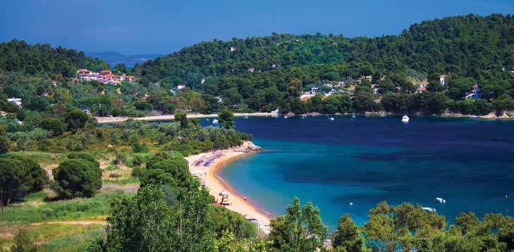 Plaja Agia Paraskevi