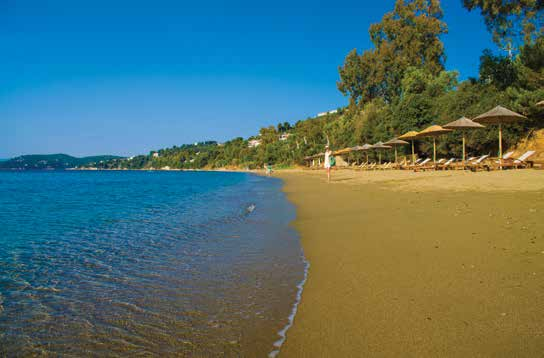 Plaja Megali Ammos