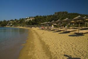 Plaja Troulos