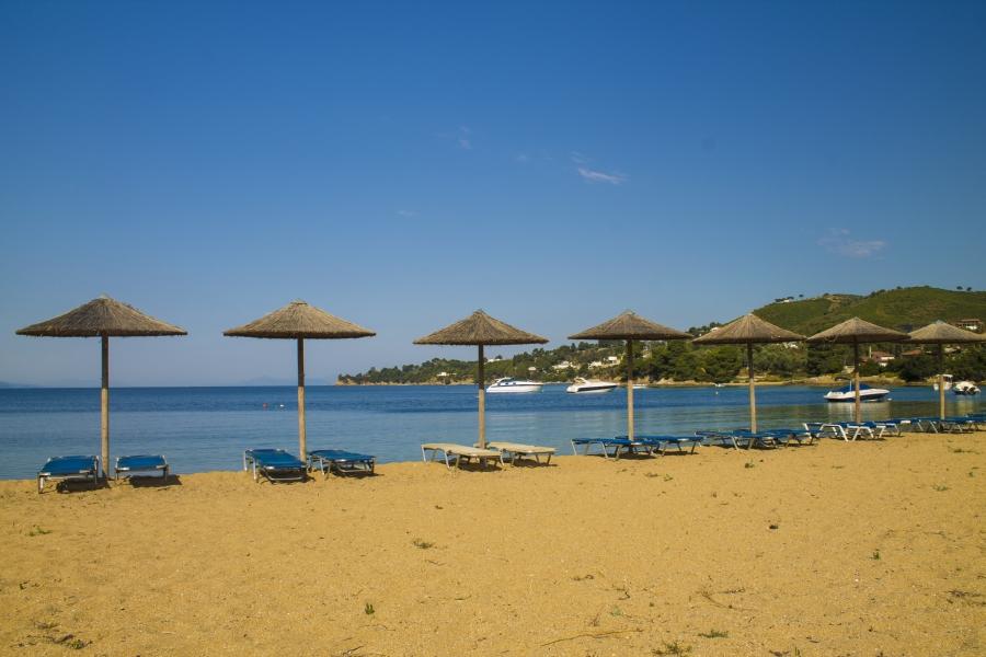 Image result for Plaja Vromolimnos
