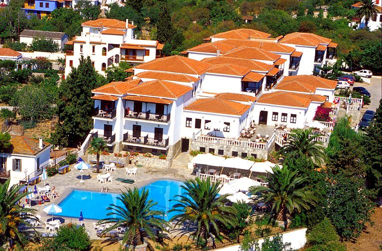 Hotel Dionyssos - vedere aeriana