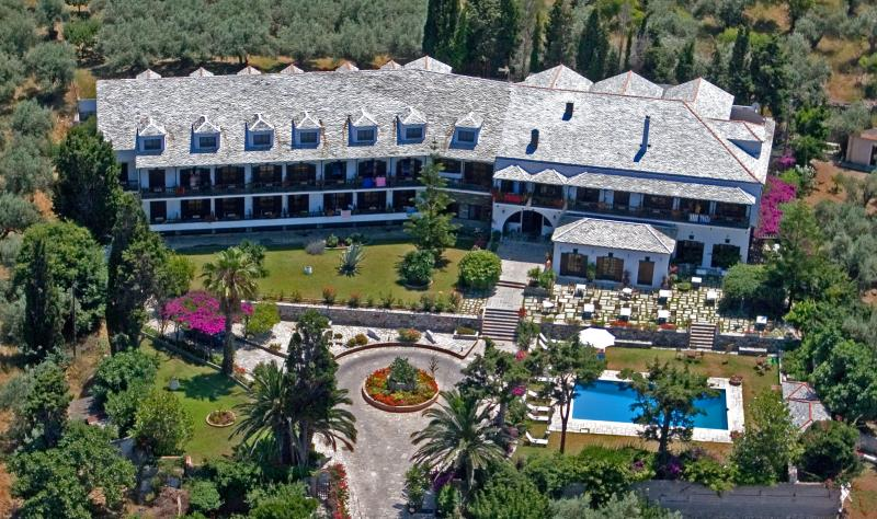 Hotel Prince Stafilos - vedere aeriana