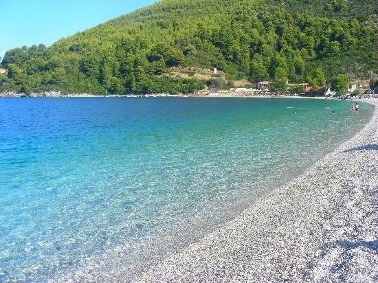 Plaja Panormos