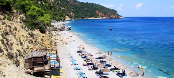 Plaja Velanio
